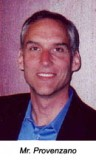 Steven Provenzano, CPRW/CEIP