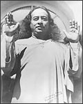 Paramhansa Yogananda .