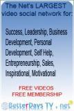 Self Improvement Videos Self Improvement